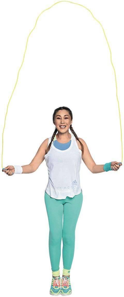 Сжечь Жир Со Скакалкой. Скакалка для похудения живота: упражнения на скакалке чтобы убрать живот и бока